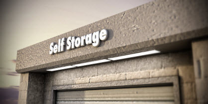 Small storage unit, Bakers Ridge in Morgantown