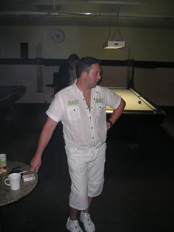 Vereinsturnier - Robert