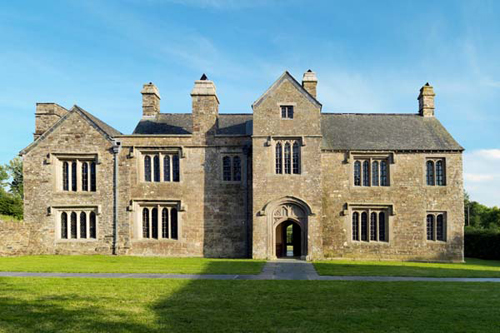 Wortham Manor in the 21st century - now owned by the Landmark Trust