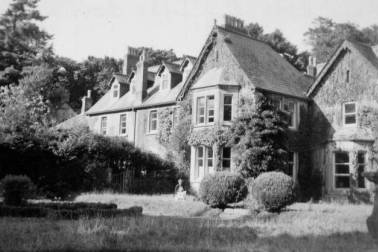 Witherdon Manor in the 1950s