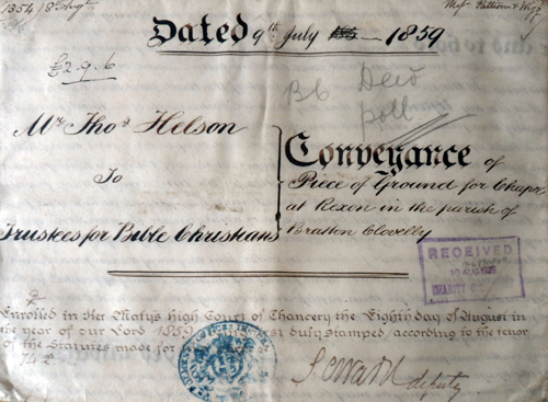 1859 Conveyance