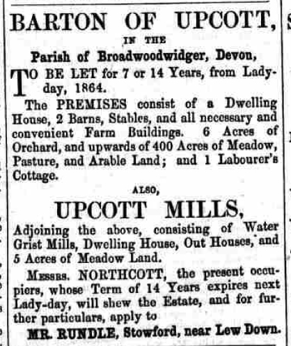 Launceston Weekly News, 12/12/1863