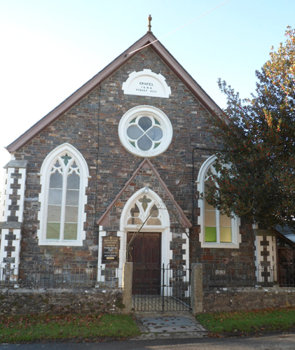 Grinacombe Moor Chapel