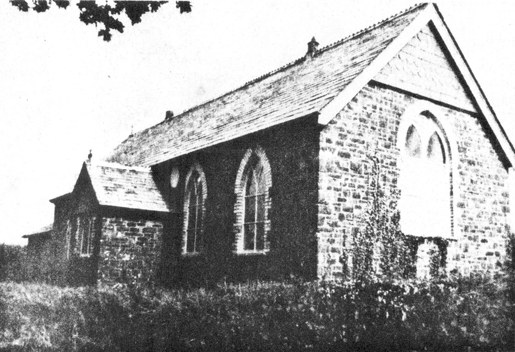 Thorn Cross Chapel, as depicted in the 1980 sales particulars