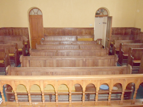 Inside of Chapel
