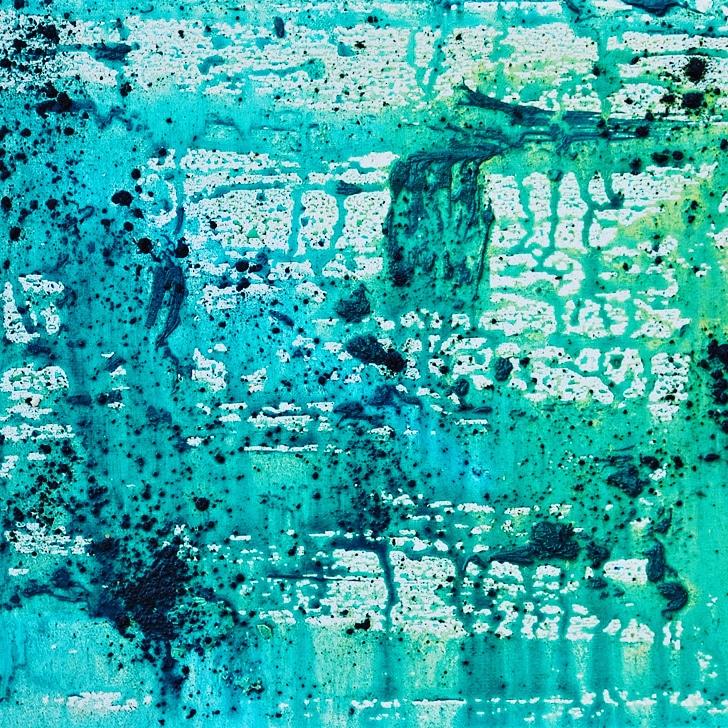 Aqua touch, 2020, 12 Gemälde