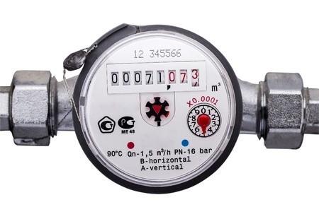contatore acqua; Diritto d'autore: 123RF Archivio Fotografico, ricerca perdite idriche infiltrazioni prove non distruttive termografia gas traccinti