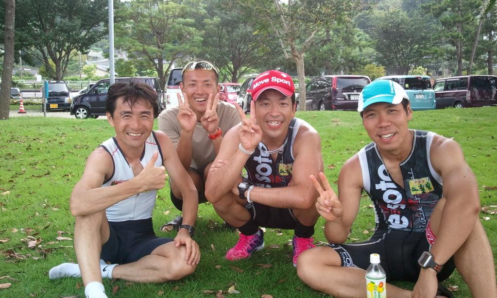 2011・7 田ノ浦アクアスロン大会