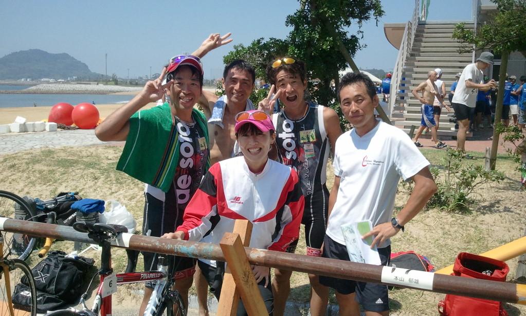2011・8 姫島トライアスロン大会