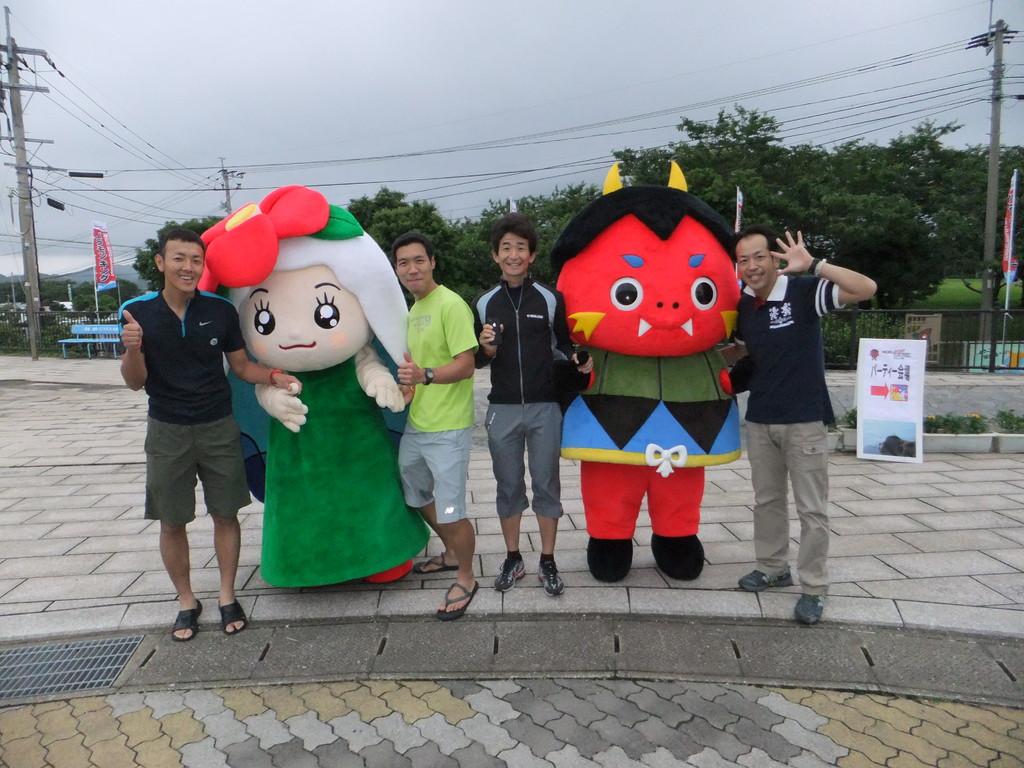 2011・6 五島長崎国際トライアスロン大会 ロングディスタンス 前日開会式