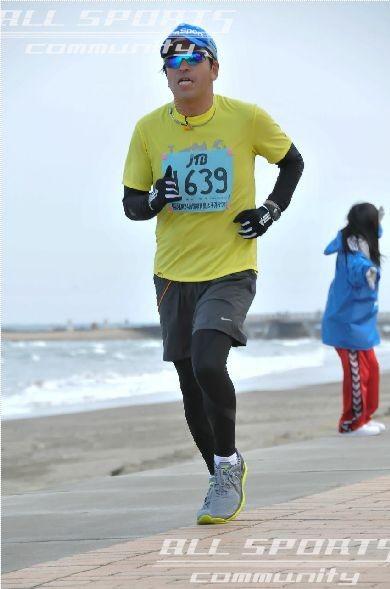 2010・12 宮崎青島太平洋マラソン 42キロ