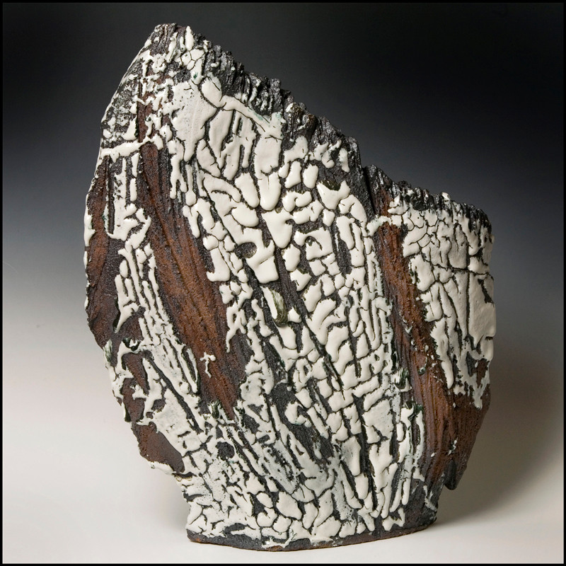 Rocheuse II - 60 x 50 cm