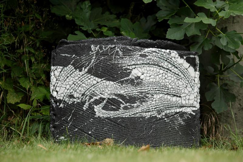 Le mur - 50 x 70 cm