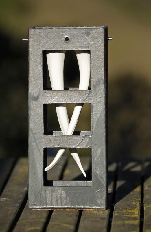 Réserve sauvage. 1 (40 x 20 cm)