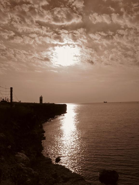 Севастополь, бухта Омега
