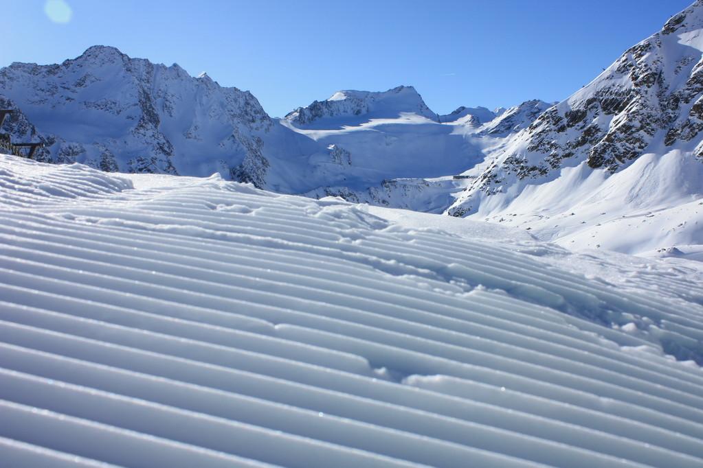 Мечта горнолыжника