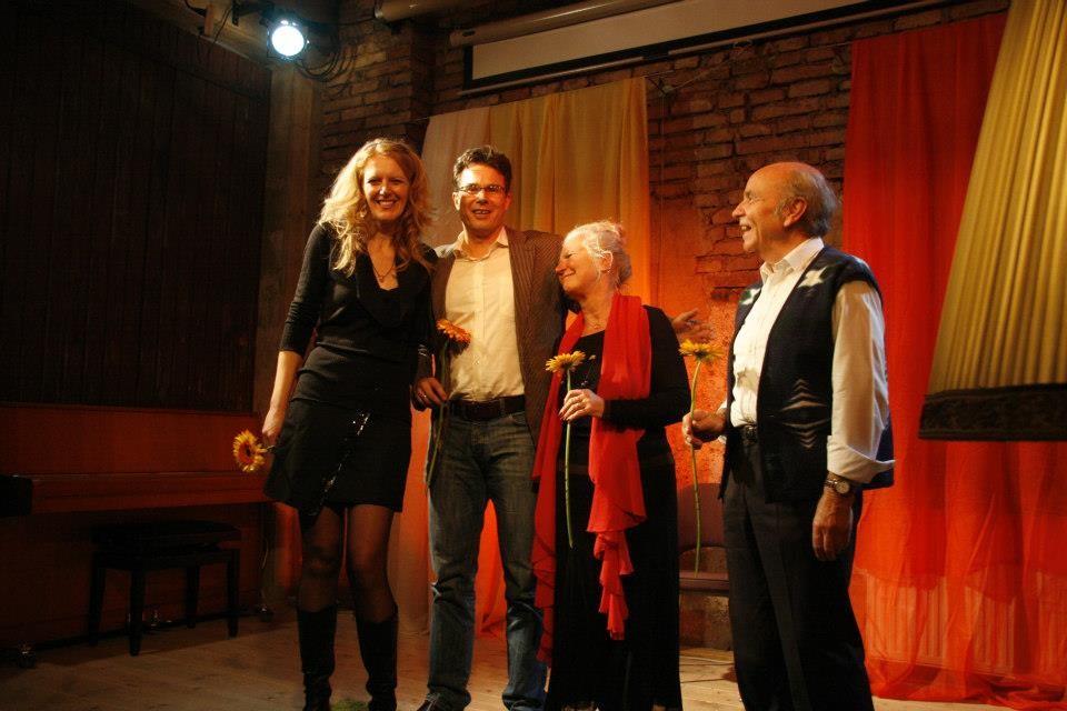 Moni, Florian, Marlis, Reinald