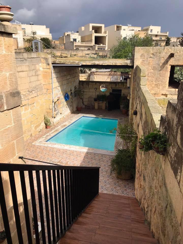 Gozo, visit Gozo, Farmhouse, Pool, Retreat, Mina Moonlight, Benitaljo, Auszeit, Yoga, Reisebericht, Blogger, Xewkija