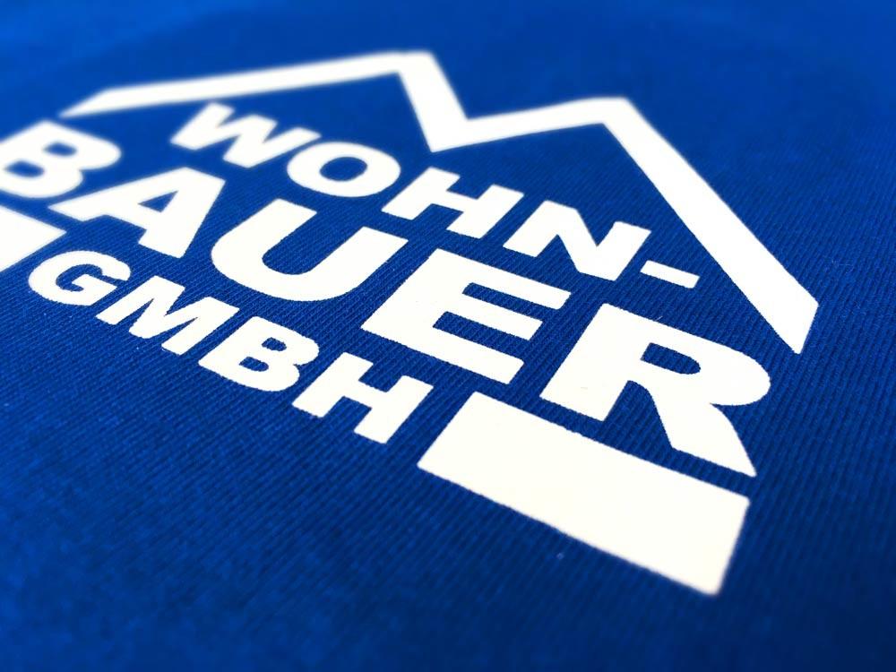 Teambekleidung, T-Shirts mit Transferdruck