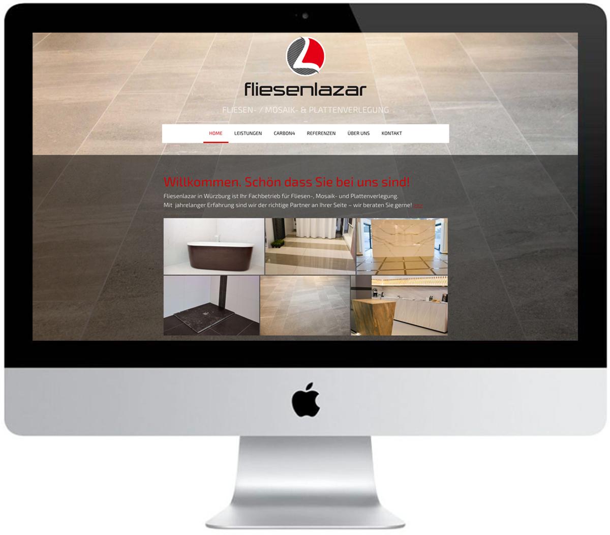 Internetseite erstellen, Konzeption, Design, technische Umsetzung