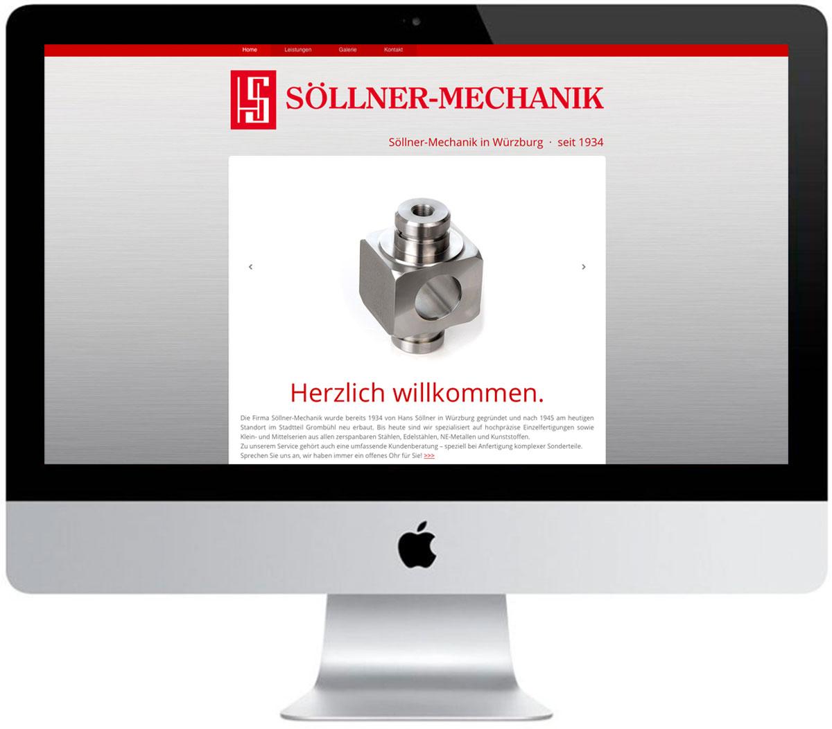 Konzeption und Erstellung einer Internetseite