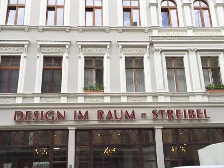 Fassadengestaltung Raumausstatter Streibel Görlitz