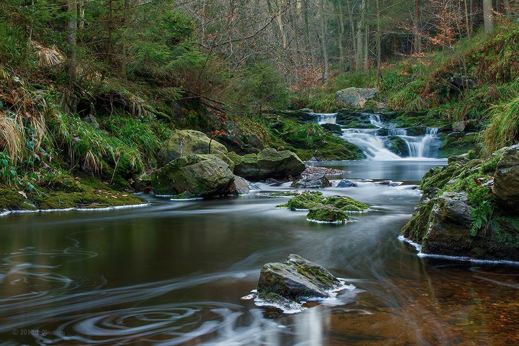 La Höegne - River Höegne (ND64 filter).