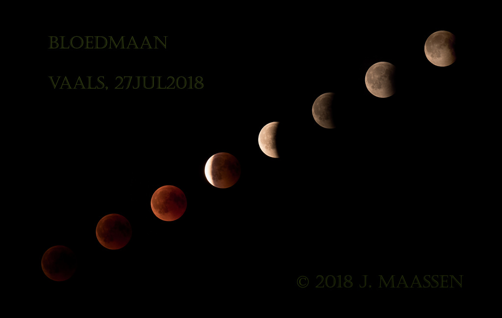 Bloedmaan 27-28Jul2018 - Blood Moon 27-28Jul2018.