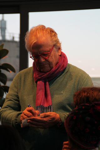 Justus Frantz zu Gast in Geesthacht