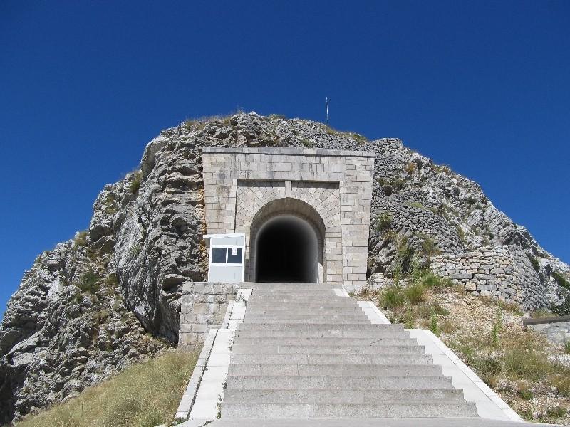 Njegoš-Mausoleum; Lovćen, Montenegro