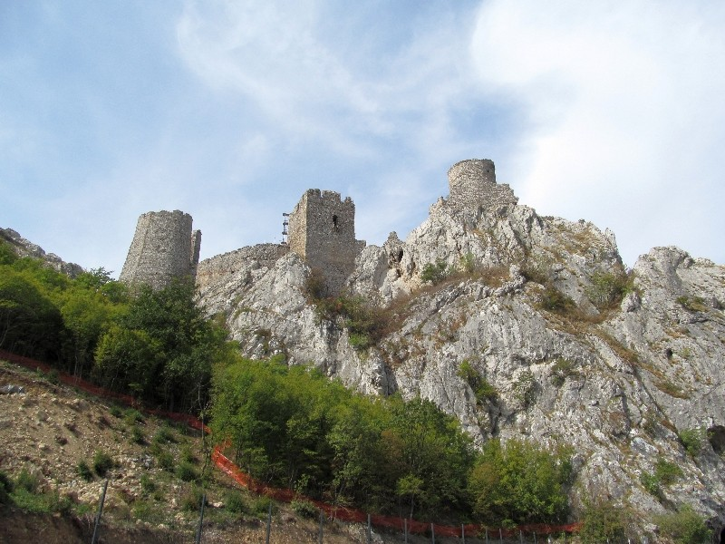 Festung Golubac; Nationalpark Đerdap, Serbien