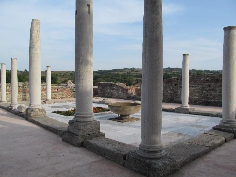 Römische Ruinen von Gamzigrad, Serbien