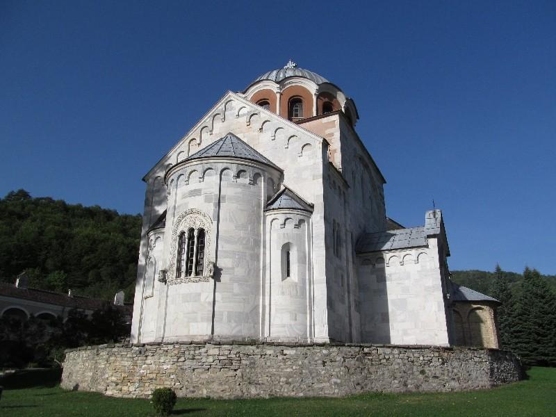 Kloster Studenica, Serbien
