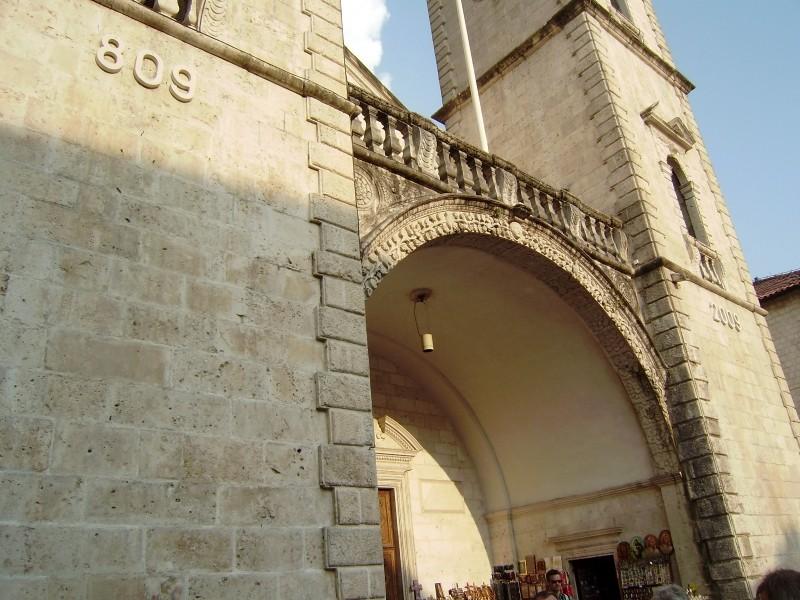 Kathedrale Sveti Tripun, Altstadt von Kotor