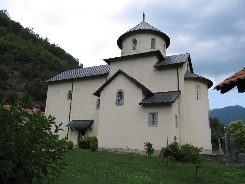 Kloster Morača, Montenegro