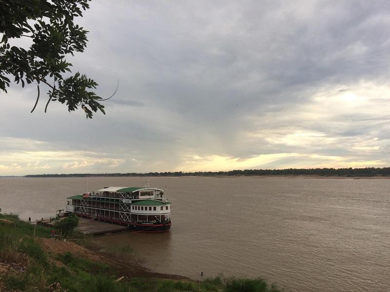 Der Mekong - Der fischreichste Fluss - Wie lange noch? Staudämme werden überall entlang dem Mekong gebaut!