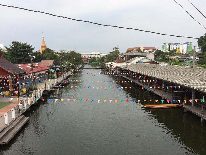 Old Market...Bye bye SüdOstAsien...Wir sehen uns wieder, aber nicht mehr dieses Jahr! Hasta luego!