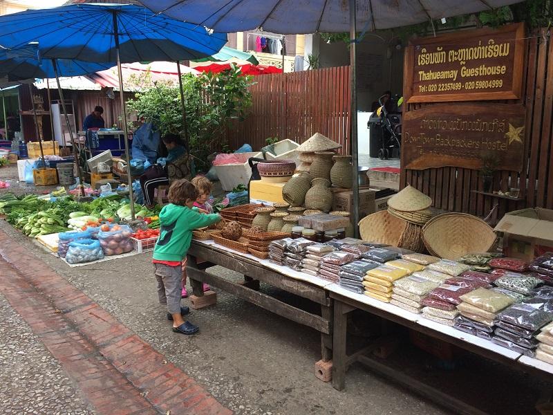 Am Markt...