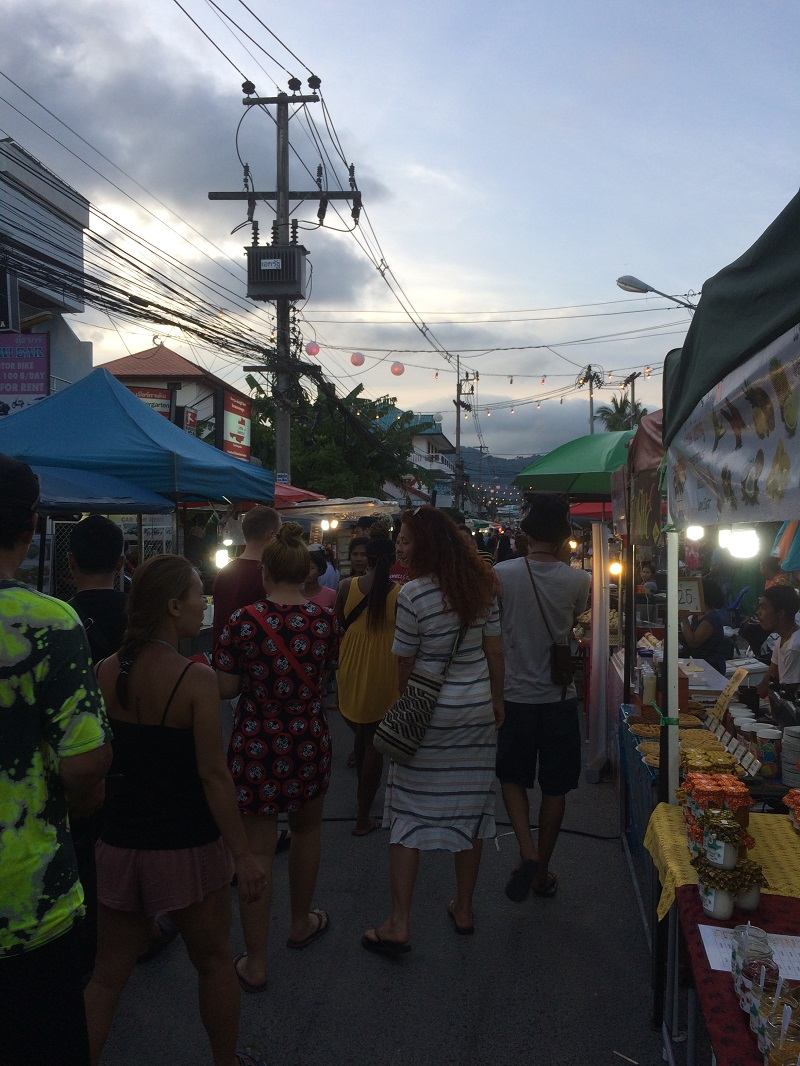 Night-Market Lamai