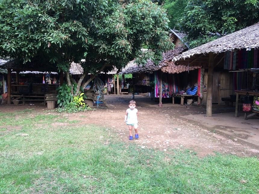 Karen Long Neck Village...Naja, echt? Wohl eher nicht!