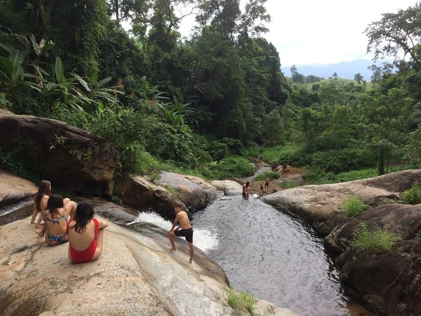 Mor Paeng Wasserfall