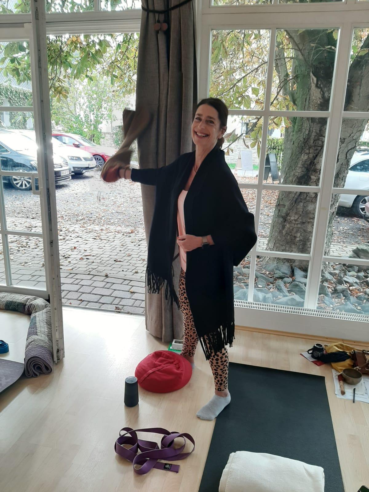 Yoga mit Franca