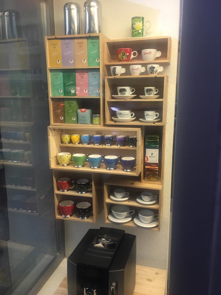 Tassen und Zubehör für Espresso-Liebhaber