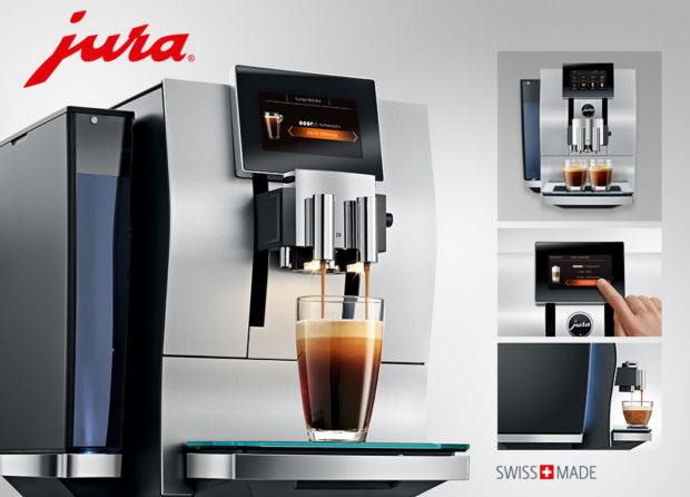 Jura Z8 Aluminium 21 Kaffeespezialitäten
