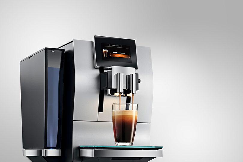 Jura Z8 Aluminium Lungo Barista, Caffè Barista