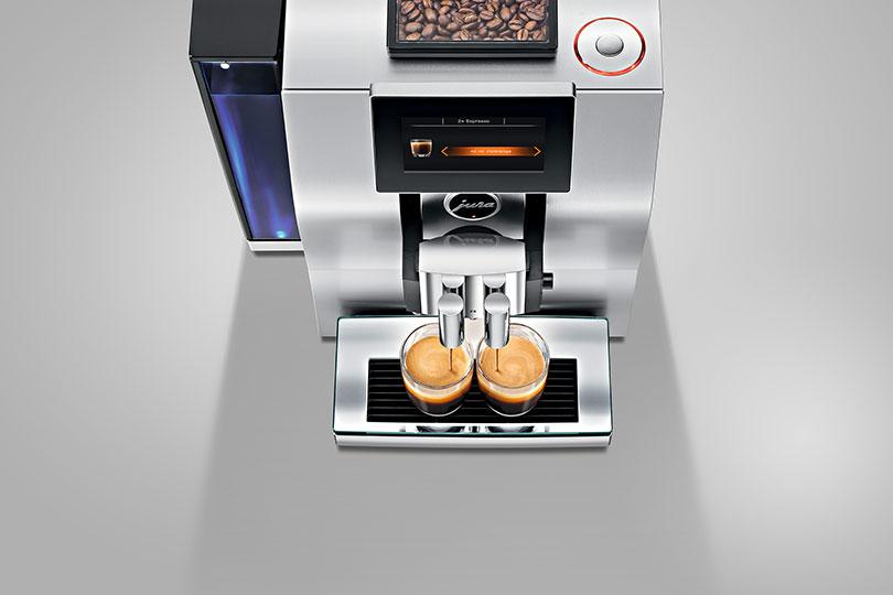Jura Z8 Aluminium Ristretto, Espresso