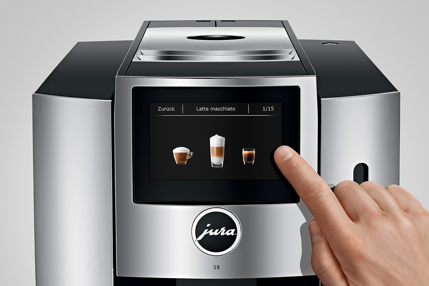 Jura S8