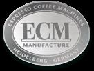 ECM Espressomaschinen und Zubehör Einkreismaschinen Zweikreismaschinen Dualboilermaschinen Mühlen