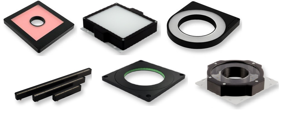 Machine vision LED lighting
