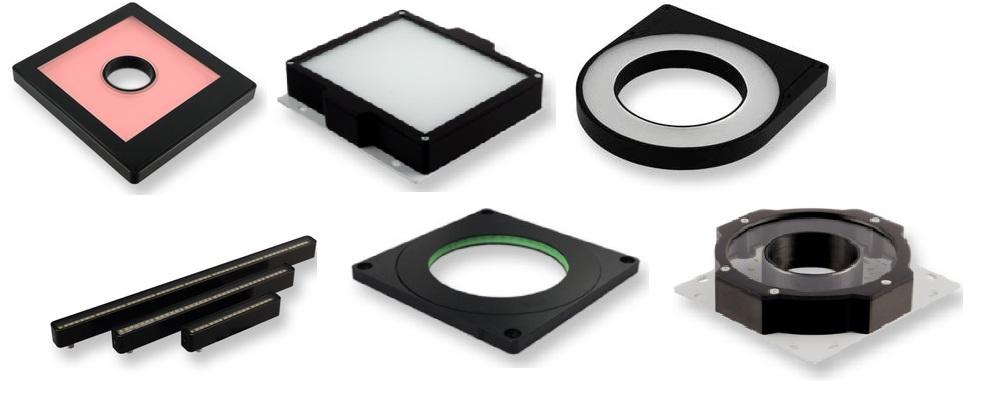 Machine vision LED lighting